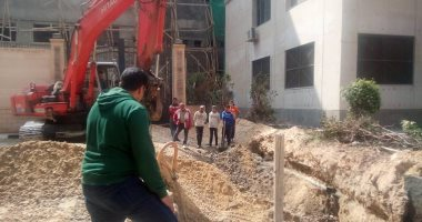رئيس مياه القناه يؤكد على مواجهة التقلبات الجوية بقطاع بورسعيد
