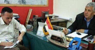 إنهاء 75 % من أعمال خطة رصف الطرق والشوارع بمراكز وقرى بنى سويف