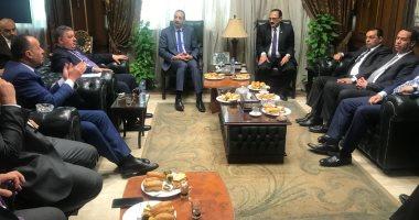 """رئيس ميناء الإسكندرية للنواب: إيراداتنا تزيد على 3 مليارات جنيه سنويا """"صور"""""""