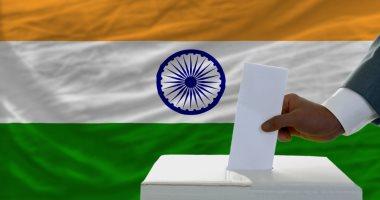 بدء التصويت فى الانتخابات العامة بولايتين هنديتين