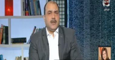محمد الباز يترك برنامج 90 دقيقة على قناة المحور