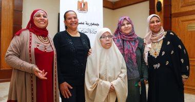 فيديو وصور .. التضامن تعلن أسماء الأمهات المثاليات لعام 2019
