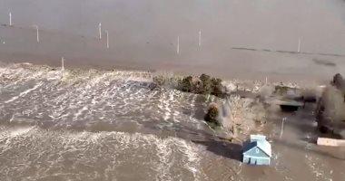 مصرع 33 شخصا جراء الفيضانات شرقى جنوب أفريقيا