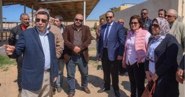 نائب محافظ الإسكندرية: نعمل على تعظيم الاستفادة من الثروات المهدرة وإعادة تأهيلها
