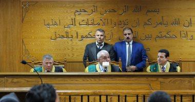 تأجيل محاكمة 15 متهما بأحداث شغب محيط السفارة الأمريكية لجلسة 23 أكتوبر
