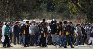 صور.. نيوزيلندا تشيع ضحايا الهجوم على المسجدين فى مشهد مهيب