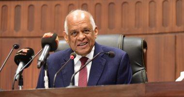 رئيس مجلس النواب خلال أول جلسة حوار مجتمعى: نحن بحاجة إلى دستور جديد