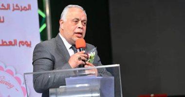 نقيب الممثلين: أحمد عيد بصحة جيدة وبلاش نمشى وراء فنان هارب