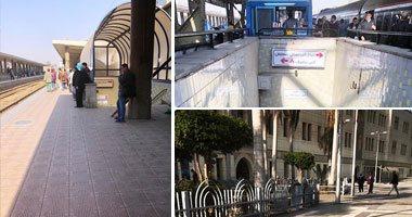 """دواوين الوزارات.. """"النقل"""" تنتهى من إصلاح موقع حريق محطة مصر """