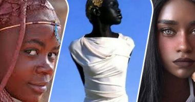"""كلهن جميلات ولكن .. تعرف على معايير الجمال فى القارة السمراء.. موريتانيا ترفع شعار """"الكيرفي يكسب"""".. الأسمر الداكن = أصالة العرق فى السودان.. اهتمام خاص بالأذنين فى كينيا.. و""""احمرار البشرة"""" معيار الأنوثة بنامبيا"""