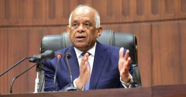 رئيس البرلمان: جزء من حصيلة التصالح فى مخالفات البناء سيوجه لمشروعات الصرف