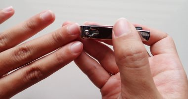 """Tips to care for nails while cleaning and cutting them.. """"Avoid cutting while they are dry"""""""
