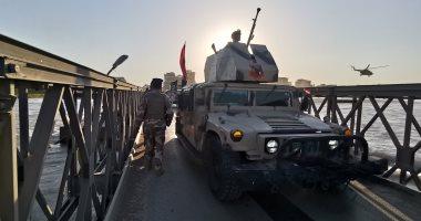 الشرطة العراقية: هروب 15 سجينا من مركز شرطة القناة شرقى بغداد