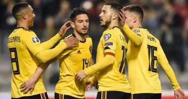بلجيكا فى مهمة سهلة أمام سان مارينو بتصفيات يورو 2020