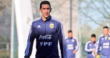 رسميا.. الأرجنتين تفتقد دى ماريا أمام فنزويلا والمغرب للإصابة