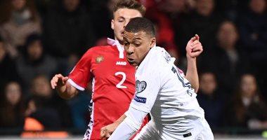 مباراة فرنسا ومولدوفا