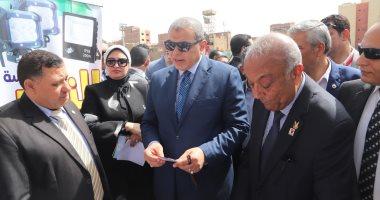 وزير القوى العاملة يفتتح ملتقى لتوظيف 5 آلاف شباب بشبر الخيمة