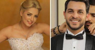 تفاصيل استعدادات محمد رشاد ومى حلمى لحفل زفافهما الليلة فى أكتوبر