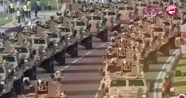 """شاهد.. """"مباشر قطر"""": تميم بن حمد يرهن الدوحة لدى الجيش التركى"""