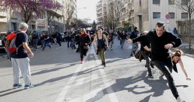 وزير داخلية فرنسا يحذر من أعمال عنف شديدة خلال تظاهرات السترات الصفراء غدا