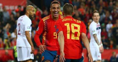 اسبانيا تبحث عن فوز تاريخي ضد رومانيا فى تصفيات يورو 2020