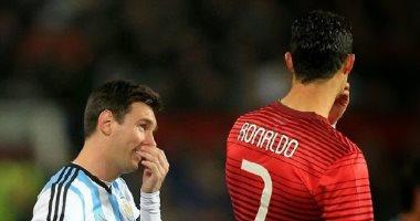 رونالدو يتفوق على ميسي 2/0 في صراع الألقاب الدولية
