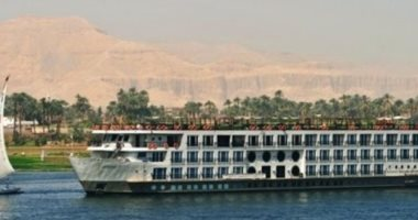 """""""هيئة وادى النيل"""" تسير أول رحلة نهرية سياحية من مصر للسودان بطاقة الرياح"""