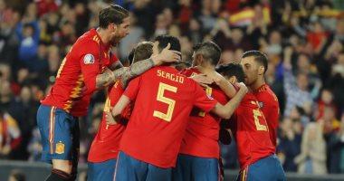 موراتا يقود هجوم إسبانيا ضد مالطة فى تصفيات أمم أوروبا 2020