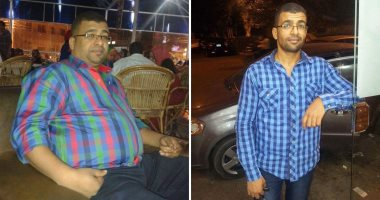 خسر 50 كيلو فى 5 أشهر.. اعرف حكاية مدرس أول لغة عربية مع رحلة الدايت