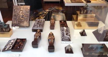 الآثار: الفرنسيون يصنعون شيكولاتة على شكل توت عنخ آمون