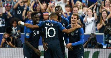 """فرنسا ضد أيسلندا.. الديوك تظهر بقميص خاص """"أعرف السبب"""""""