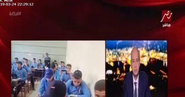 فيديو.. طارق شوقى: 4,7 مليون هجموا على موقع الامتحانات من داخل وخارج مصر