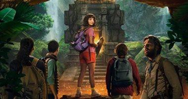 92 مليون دولار إيرادات فيلم Dora and the Lost City of Gold فى 40 يومًا
