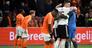 ملخص وأهداف مباراة هولندا ضد ألمانيا فى تصفيات يورو 2020