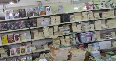 شاهد.. استعدادات معرض الإسكندرية للكتاب قبل يوم من انطلاقه