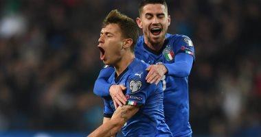 ملخص وأهداف إيطاليا ضد فنلندا فى تصفيات يورو 2020