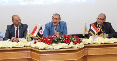 فيديو.. وزير القوى العاملة: المشروعات القومية أسهمت فى خفض نسبة البطالة لـ 8.9%