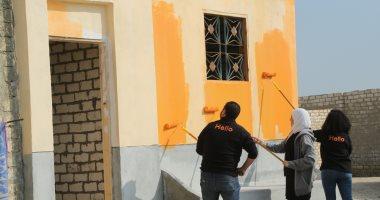 اورنج مصر تطلق حملة جديدة لتدفئة وتسقيف المنازل فى القرى الأكثر احتياجاً