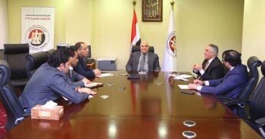 """""""اليوم السابع"""" تنفرد غدا بحوار مع رئيس الوطنية للانتخابات ونائبه حول الاستفتاء"""