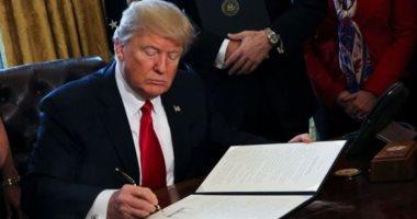 الرئيس الأمريكى يتعهد باللجوء إلى المحكمة العليا فى حال تحرك الديمقراطيين لعزله