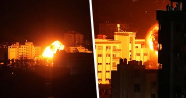 التلفزيون الإسرائيلى يزعم اغتيال مسئول من حماس