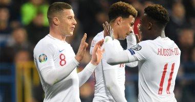 إنجلترا تواصل الخماسيات فى تصفيات اليورو بفوز جديد على الجبل الأسود.. فيديو