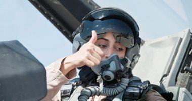 مريم المنصورى.. 6 معلومات عن أول إماراتية مقاتلة بسلاح الطيران تحمل رتبة رائد