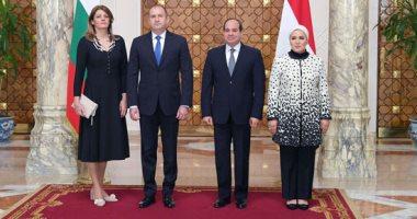 صور.. تفاصيل القمة المصرية البلغارية.. بحث فرص الاستثمار ومواجهة الإرهاب