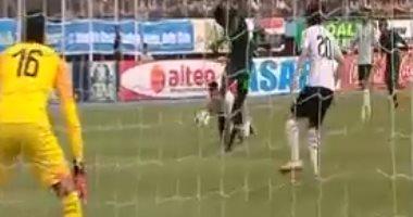 فيديو.. منتخب مصر يخسر أمام نيجيريا وديًا فى 15 ثانية