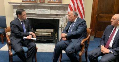 وزير الخارجية يشدِّد على أهمية مواجهة الدول الداعمة للإرهاب