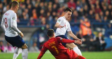 ملخص واهداف مباراة الجبل الأسود ضد إنجلترا 1-5 في تصفيات اليورو