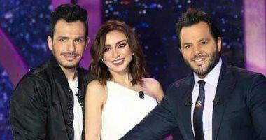 كيد النسا.. أنغام تتحدى منتقديها بظهورها مع أحمد إبراهيم عبر فضائية لبنانية