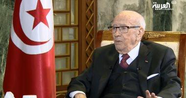 السبسى: المعارضة التونسية لا تعكس موقف بلادنا فى الهجوم على السعودية