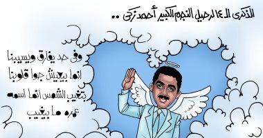 14 عاما على رحيله.. ومازال أحمد زكى بيننا بأعماله الخالدة